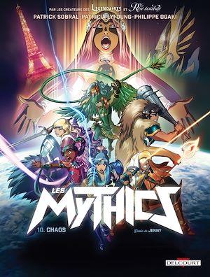 Téléchargez le livre :  Les Mythics T10