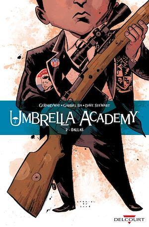 Téléchargez le livre :  Umbrella Academy T02