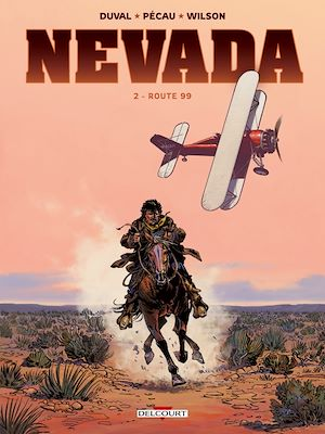 Téléchargez le livre :  Nevada T02