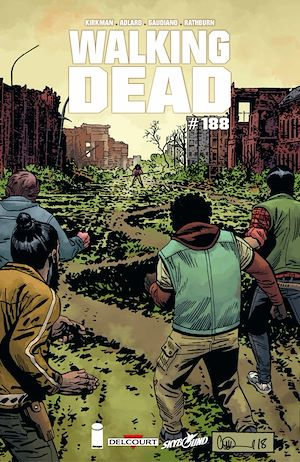 Téléchargez le livre :  Walking Dead #188