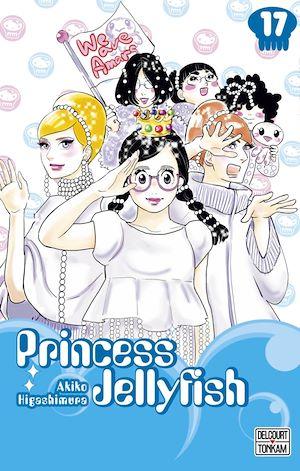 Téléchargez le livre :  Princess Jellyfish T17
