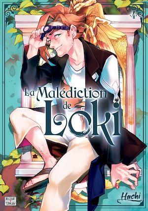 Téléchargez le livre :  La Malédiction de Loki T04