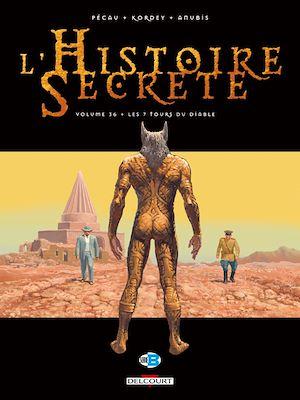 Téléchargez le livre :  L'Histoire secrète T36