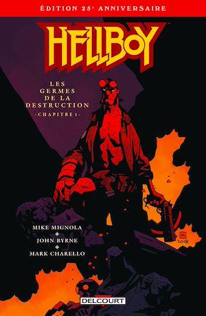 Téléchargez le livre :  Hellboy T01 Chapitre 1 - gratuit