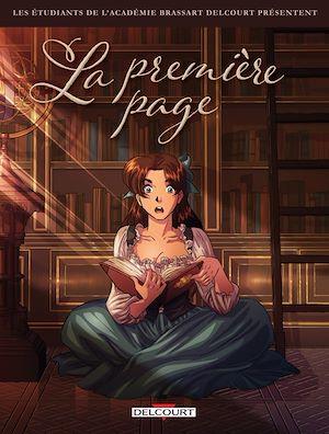 Téléchargez le livre :  La Première page
