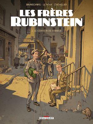Téléchargez le livre :  Les Frères Rubinstein T02