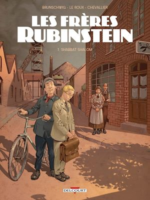 Téléchargez le livre :  Les Frères Rubinstein T01