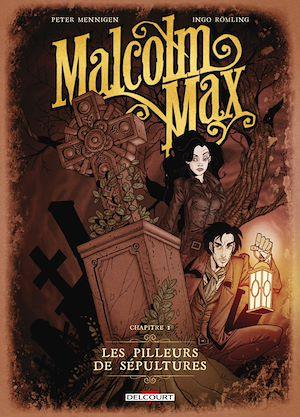 Téléchargez le livre :  Malcolm Max T01