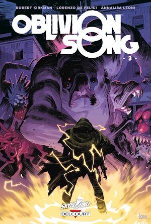 Téléchargez le livre :  Oblivion song T03
