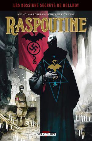 Téléchargez le livre :  Hellboy - Dossiers secrets - Raspoutine