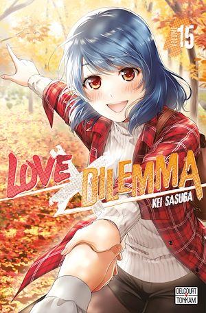 Téléchargez le livre :  Love X Dilemma T15 - Edition simple