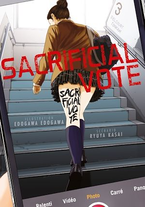 Téléchargez le livre :  Sacrificial Vote T03