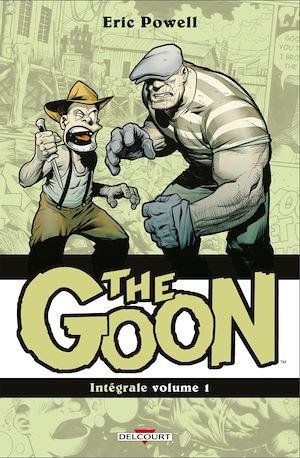 Téléchargez le livre :  The Goon - Intégrale volume I
