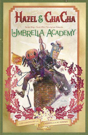 Téléchargez le livre :  Umbrella Academy - Hazel et Cha Cha