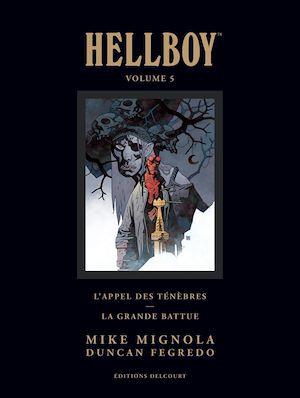 Téléchargez le livre :  Hellboy Deluxe T05