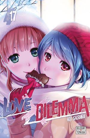 Téléchargez le livre :  Love X Dilemma T17
