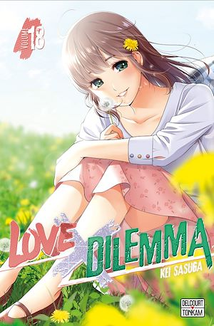 Téléchargez le livre :  Love X Dilemma T18