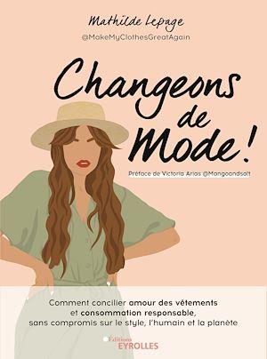 Téléchargez le livre :  Changeons de mode