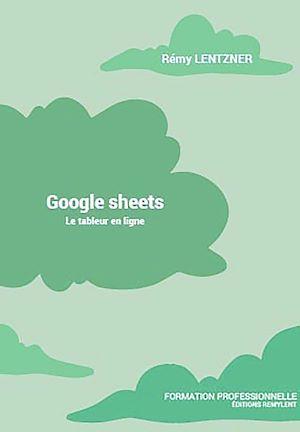 Téléchargez le livre :  Google sheets