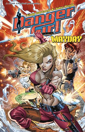 Téléchargez le livre :  Danger Girl : Mayday