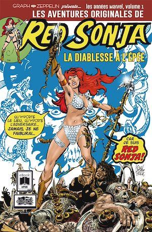 Téléchargez le livre :  Les aventures originales de Red Sonja, volume 1