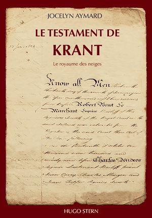 Téléchargez le livre :  Le testament de Krant