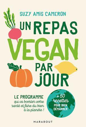 Image de couverture (Un repas vegan par jour)