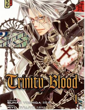 Téléchargez le livre :  Trinity Blood - Tome 1