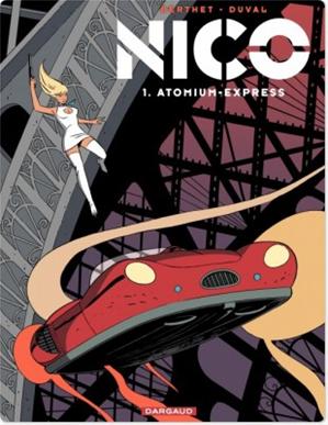Téléchargez le livre :  Nico – tome 1 -  Atomium-Express