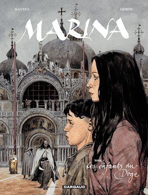 Téléchargez le livre :  Marina Tome 1 - Les enfants du Doge