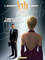 Télécharger le livre :  XIII - Tome 24 - L'Héritage de Jason Mac Lane - édition numérique