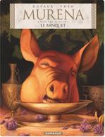 Télécharger le livre :  Murena - Tome 10 - Le Banquet