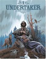 Télécharger le livre :  Undertaker - Tome 4 - L'Ombre d'Hippocrate