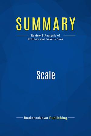 Téléchargez le livre :  Summary: Scale