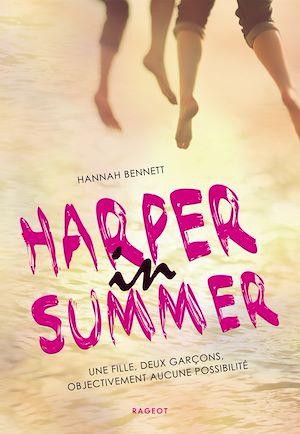 Harper in summer | Bennett, Hannah. Auteur