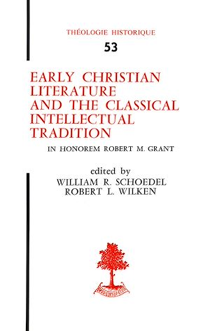 Téléchargez le livre :  Early christian literature and the classical intellectual tradition