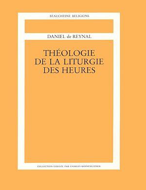 Téléchargez le livre :  Théologie de la liturgie des heures