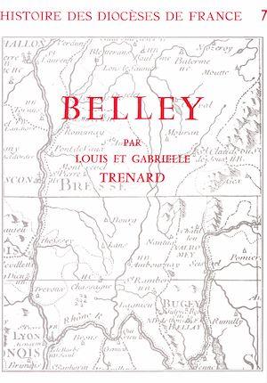 Téléchargez le livre :  Histoire des diocèses de France - Le diocèse de Belley