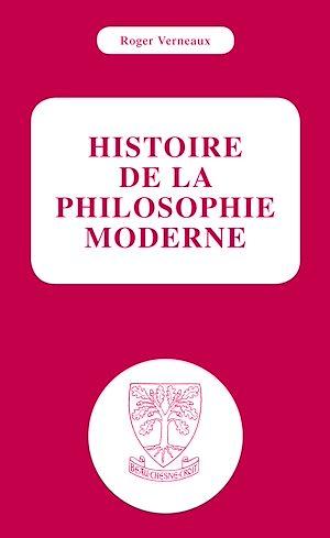 Téléchargez le livre :  Histoire de la philosophie moderne