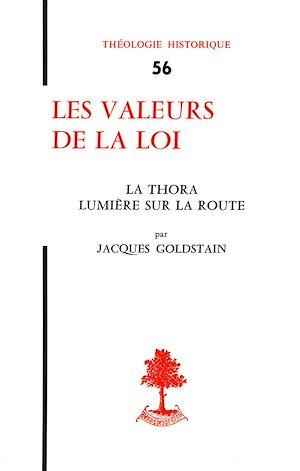 Téléchargez le livre :  Les valeurs de la loi
