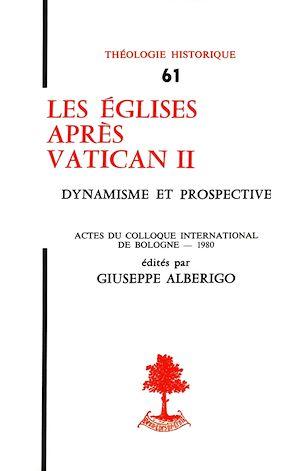 Téléchargez le livre :  Les Églises après Vatican II