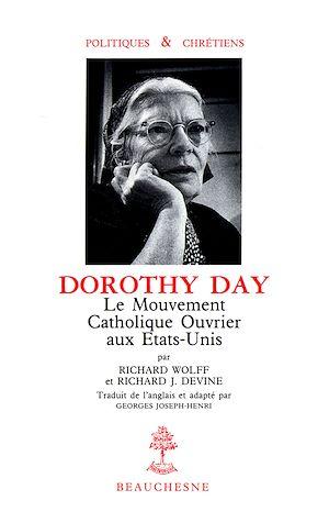 Téléchargez le livre :  Dorothy Day
