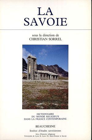 Téléchargez le livre :  La Savoie