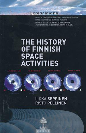 Téléchargez le livre :  The History of Finnish Space Activities