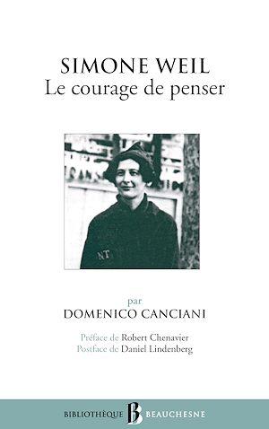 Téléchargez le livre :  Simone Weil le courage de penser