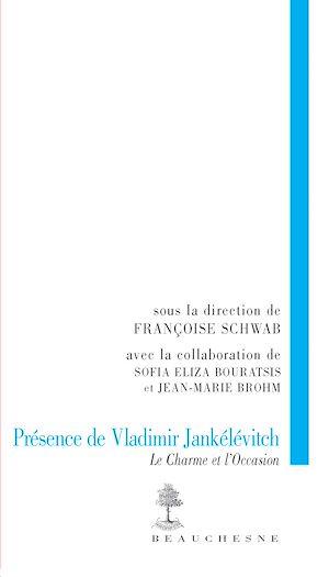 Téléchargez le livre :  Présence de Vladimir Jankélévitch