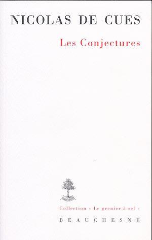 Téléchargez le livre :  Nicolas de Cues - Les conjectures