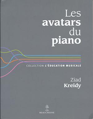 Téléchargez le livre :  Les avatars du piano