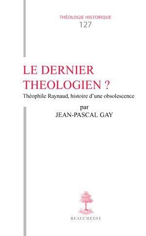 Téléchargez le livre :  Le dernier théologien ?