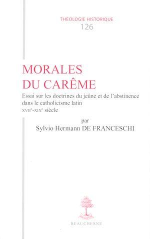 Téléchargez le livre :  Morales du carême